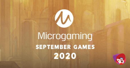Scores of New Games to Come from Microgaming this September
