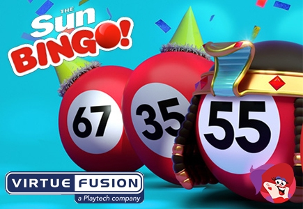 Sun Bingo's Switch from Gamesys to Virtue Fusions Means Little Change