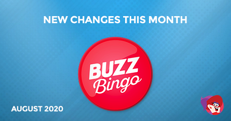 Important Changes for Buzz Bingo Players Coming into Effect This Month