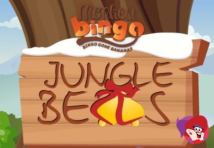 Monkey Bingo Jungle Bells Event