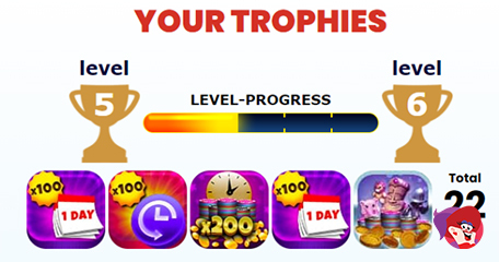 Trophies – What Are They and How Do You Get Spins?