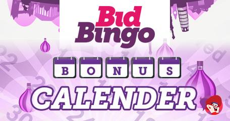 Get Your Hands-on Free Bingo Tickets, Bonus Spins, Speedy Spins and Even More Bonuses this August at Bid Bingo
