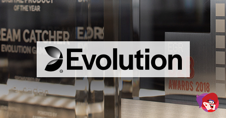 Evolution Retains 'Live Casino' Award for 12th Consecutive Year!