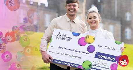 Carer Wins £1m on Lottery in An Instant