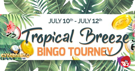 Non-Stop Excitement and Big Jackpots this July at Cyber Bingo