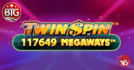 No 'Syncing' Feeling with New Twin Spin Megaways Title