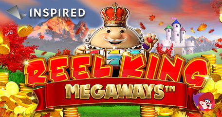 Rediscover Regal Riches in the New Reel King Megaways Video Slot