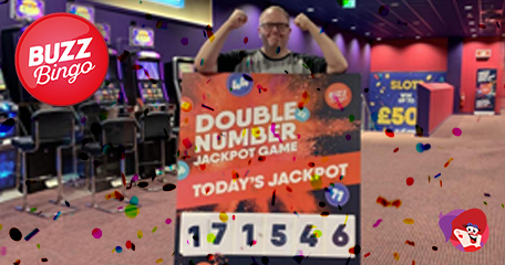 Lucky Buzz Bingo Player Calls on House on Double Number to Win £171,546.81