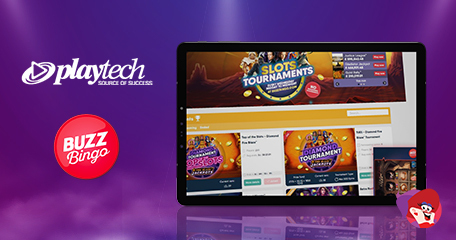Buzz Teams Up with Playtech for New Leader-Board Tourneys