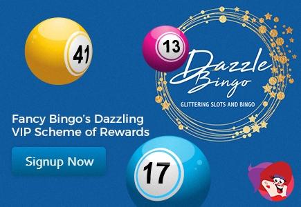 Make Your Bankroll Shine Like a Diamond with Fancy Bingo's Dazzling VIP Program