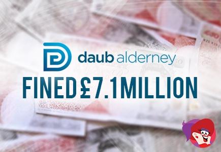 Daub Alderney Fined £7.1 Million For Breaching AML