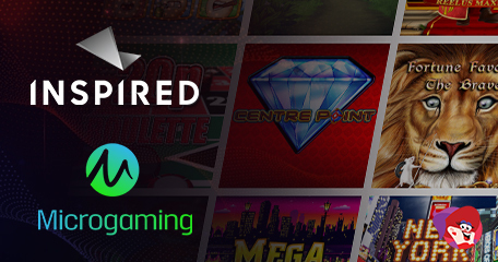 Microgaming Inspired with Latest New Content Deal