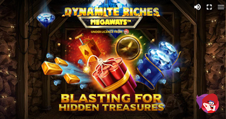 Explosive Action in New Dynamite Riches Megaways Release