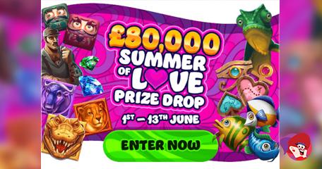 OK Bingo Hosts Summer of Love Prize Pool Valued at £80K? OK!