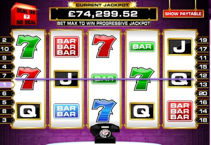 Deal Or No Deal Slot Pays Big