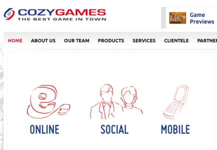 Cozy Presents New iPhone Games