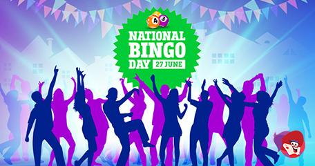 Bingo Cams Makeover and National Bingo Celebrations