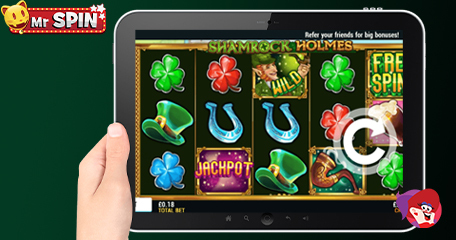 Go Under'clover' to Win Over £220K in the New Shamrock Holmes Thriller
