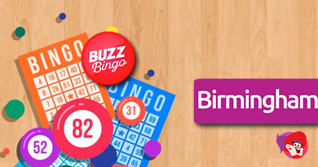 Are You a Brummie? Here's How You Can Play Free Bingo Every Thursday This Month!