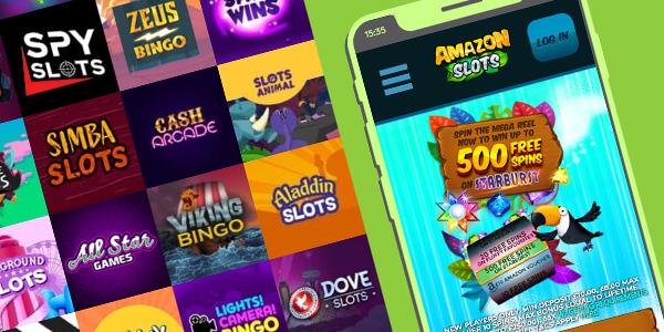 Jumpman Gaming Casino Games